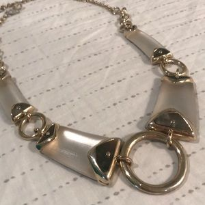 Alexis Bittar Lucite Necklace